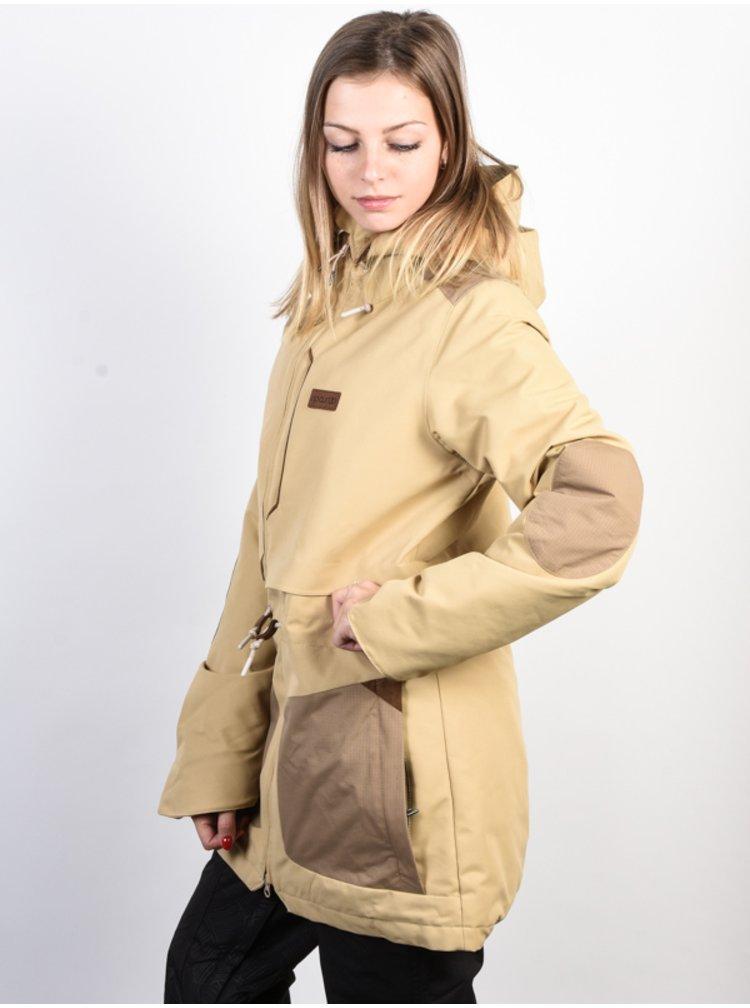 Rip Curl AMITY Nomad zimní dámská bunda - béžová