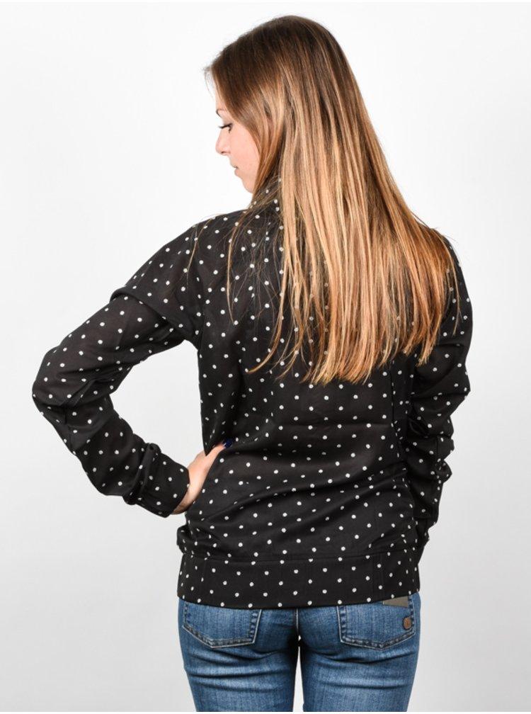 Ezekiel Alice BLK podzimní bunda pro ženy - černá