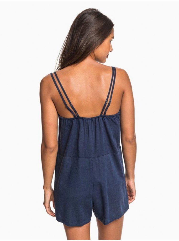 Roxy BLISSING ME MOOD INDIGO krátké letní šaty - modrá
