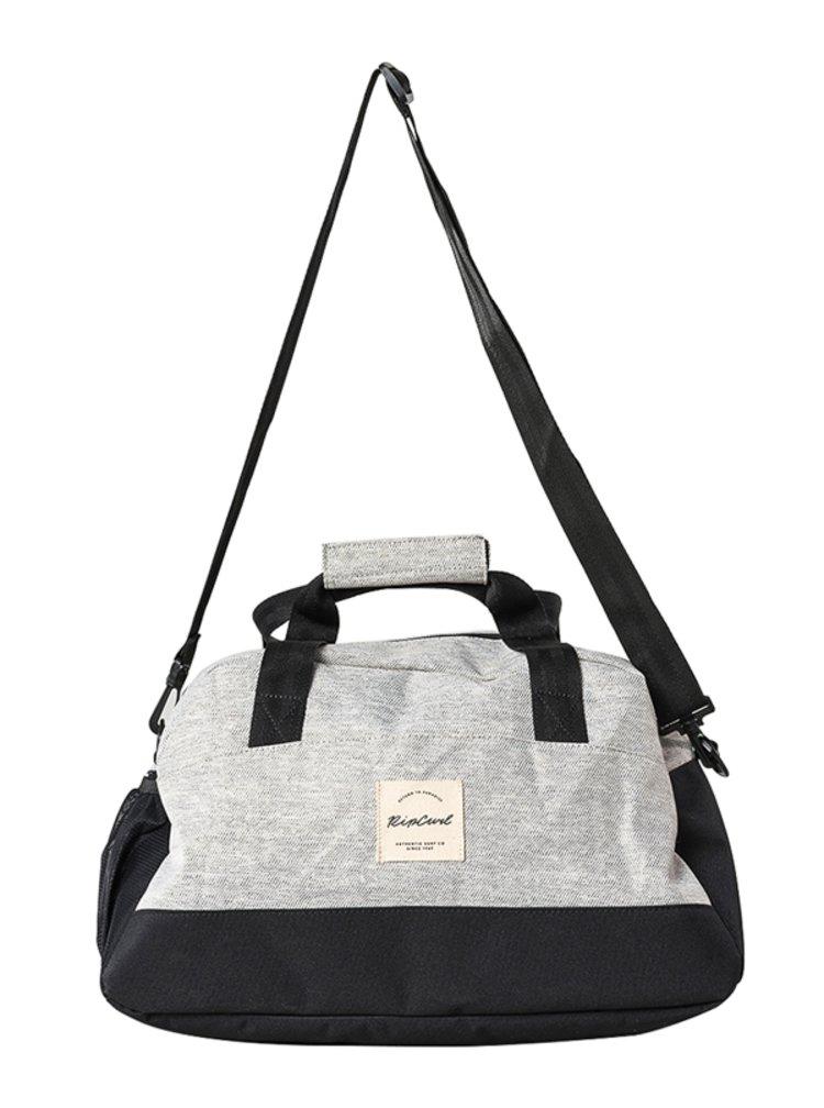 Rip Curl GYM BAG MIX WAVE GREY cestovní taška - černá