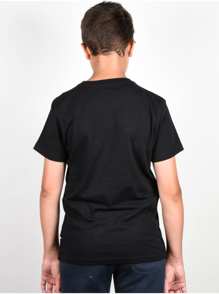 Billabong KOWA  black dětské triko s krátkým rukávem - černá