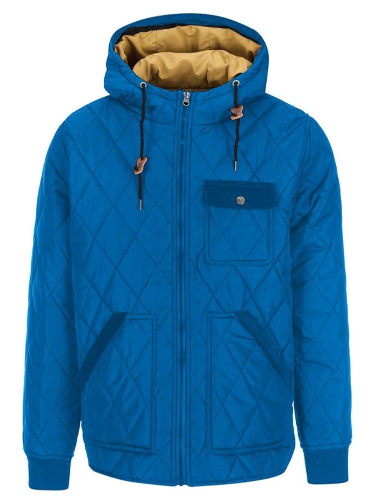 Element GIBSEN VALLARTA podzimní bunda pro děti - modrá