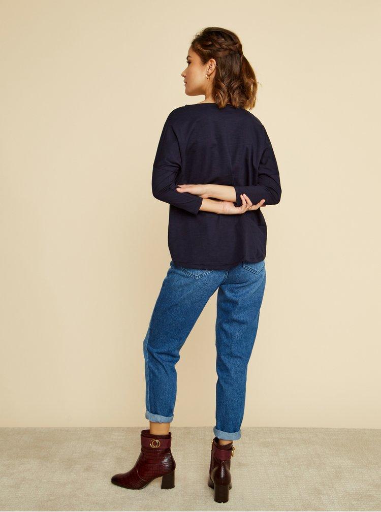 Tricouri basic pentru femei ZOOT Baseline - albastru inchis