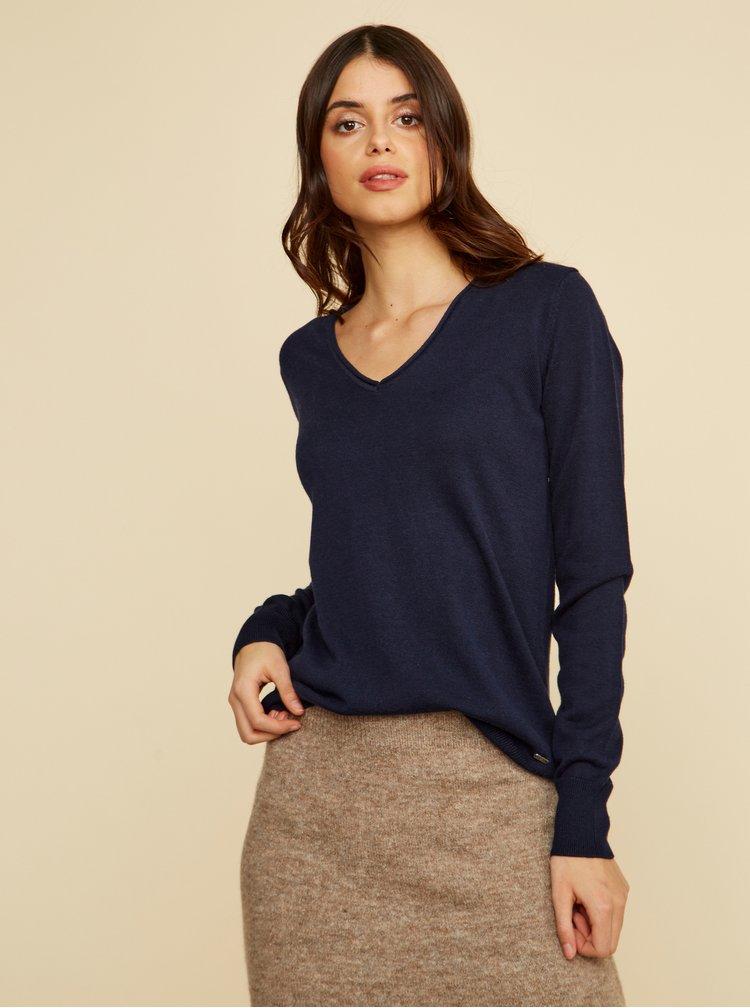 Pulovere si hanorace pentru femei ZOOT Baseline - albastru inchis