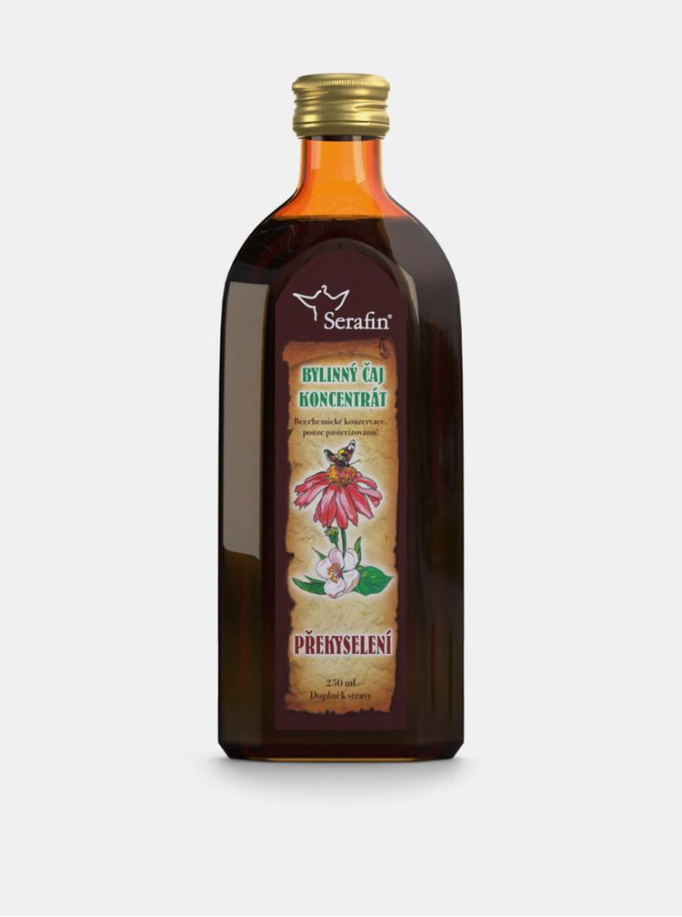 Bylinný čajový koncentrát Serafin - Překyselení (250 ml)