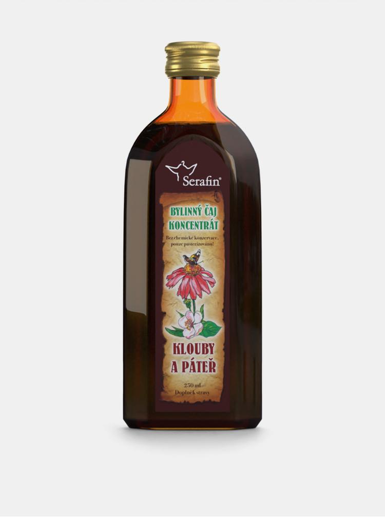 Bylinný čajový koncentrát Serafin - Klouby a páteř (250 ml)