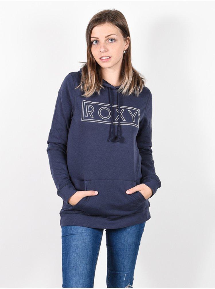 Roxy ETERNALLY YOURS TERR MOOD INDIGO mikina dámská - modrá