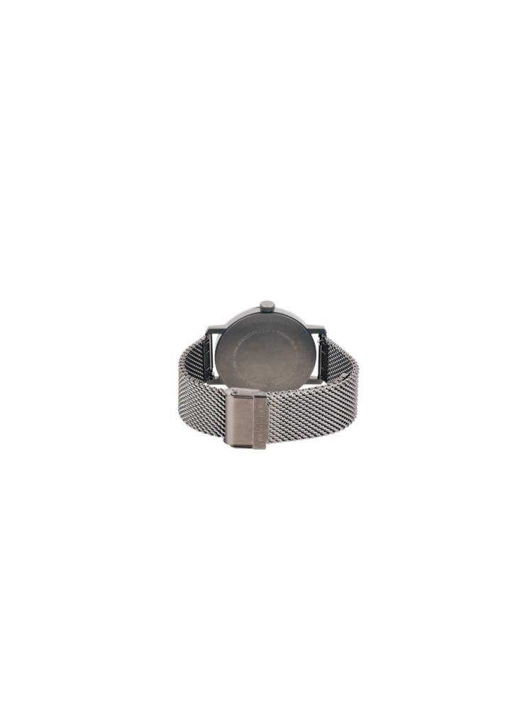 Dřevěné hodinky Titan Watch kovovým s řemínkem BeWooden