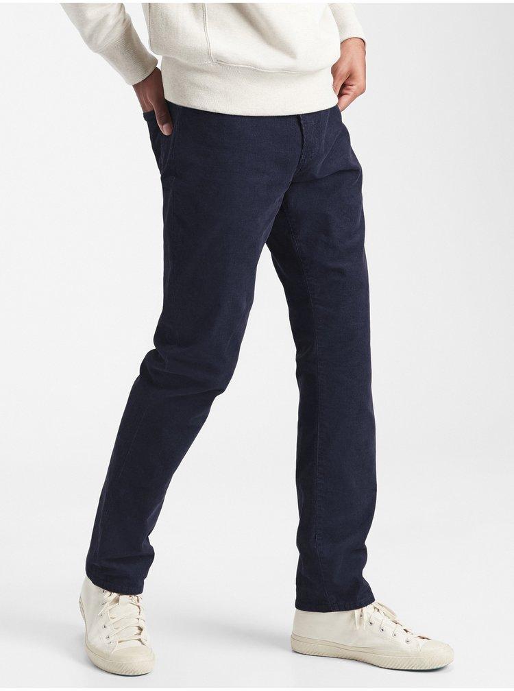 Modré pánské kalhoty GAP