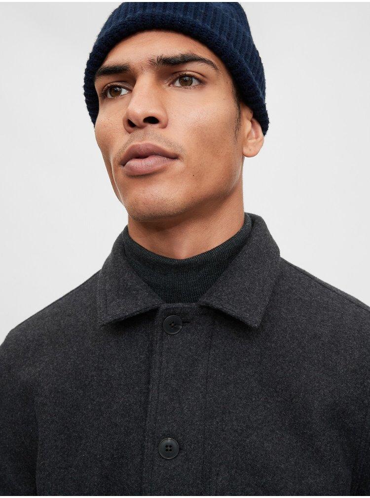 Šedá pánská bunda GAP