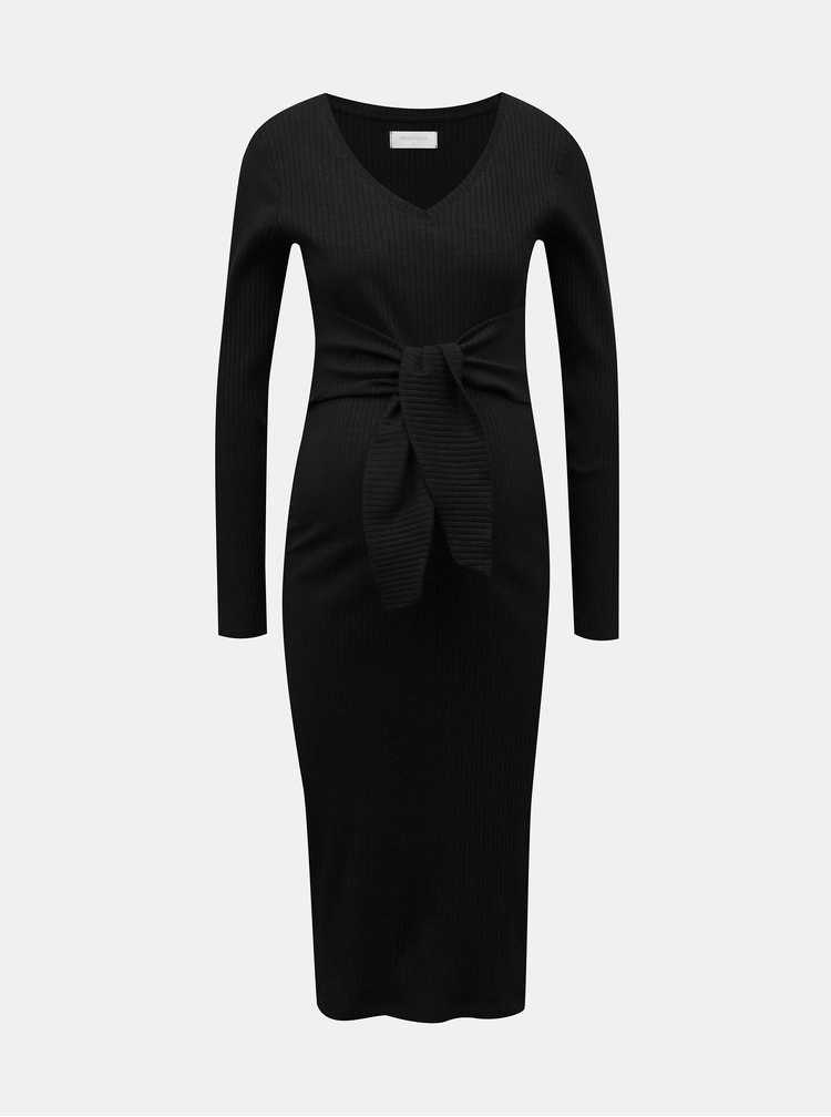 Rochii casual pentru femei Mama.licious - negru