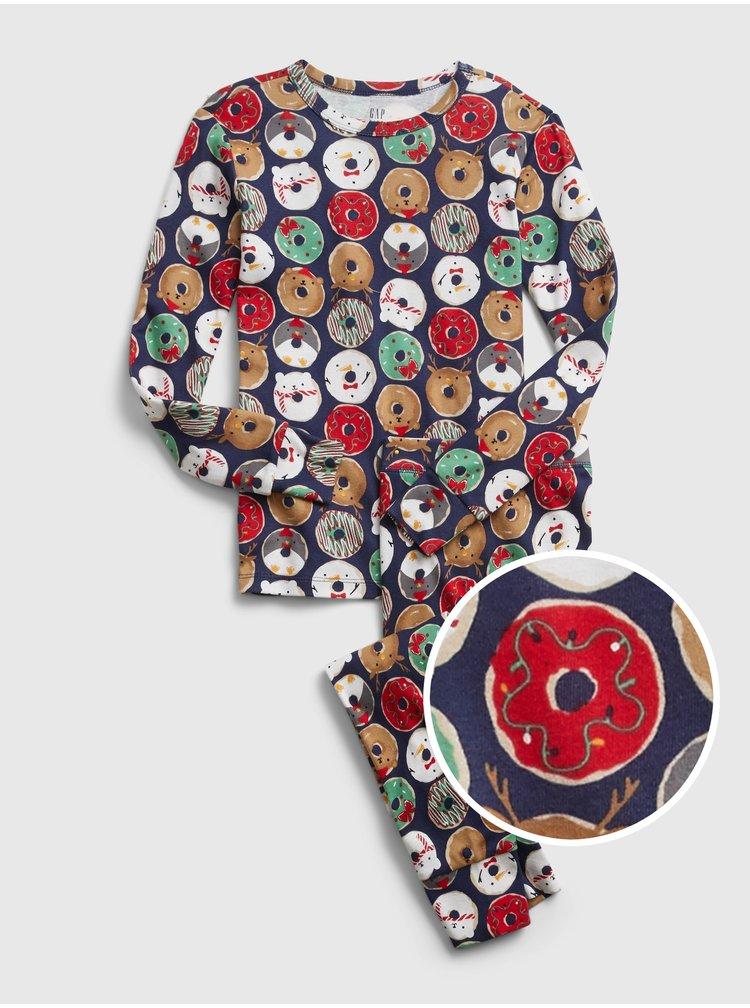 Barevné holčičí pyžamo GAP