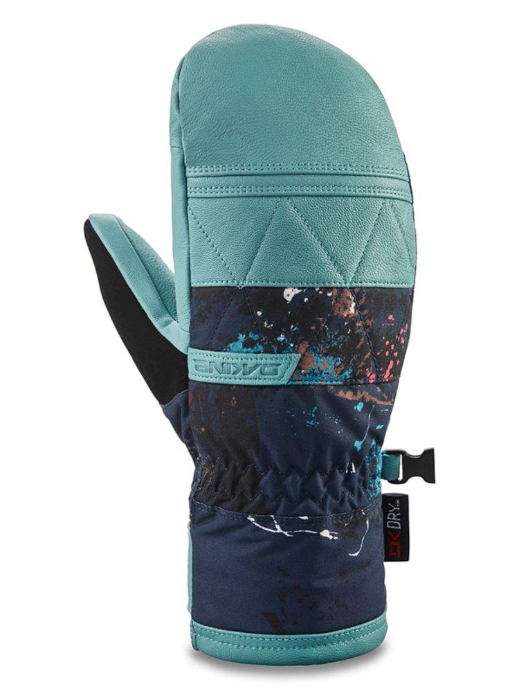 Dakine FLEETWOOD MITT DROP CLOTH zimní palcové rukavice - modrá