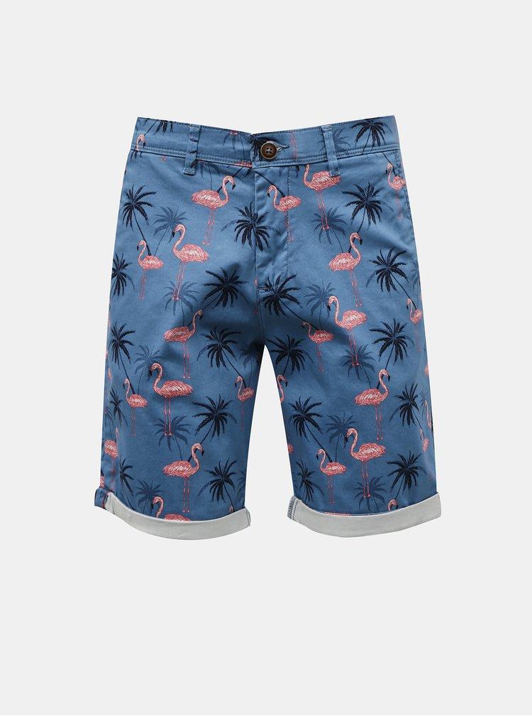 Pantaloni scurti pentru barbati Jack & Jones - albastru