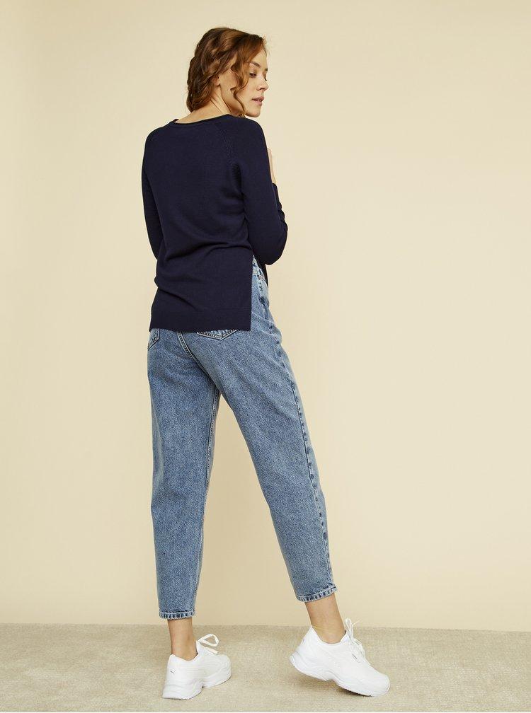 Pulovere si hanorace pentru femei ZOOT - albastru inchis