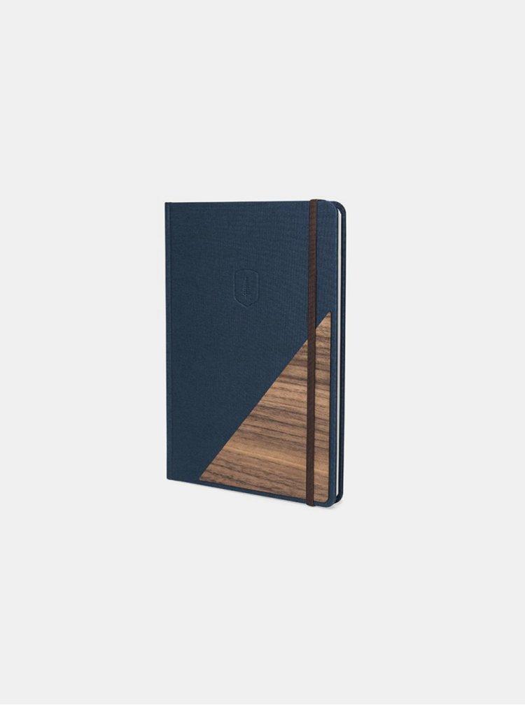 Reprezentativní zápisník Ocean Notebook BeWooden
