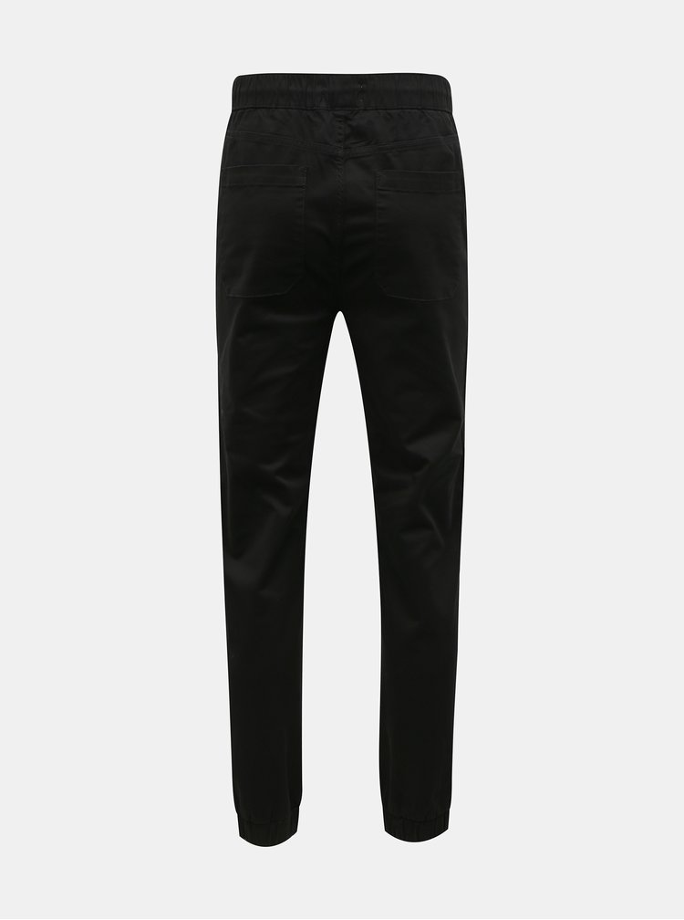 Černé kalhoty ONLY & SONS Linus