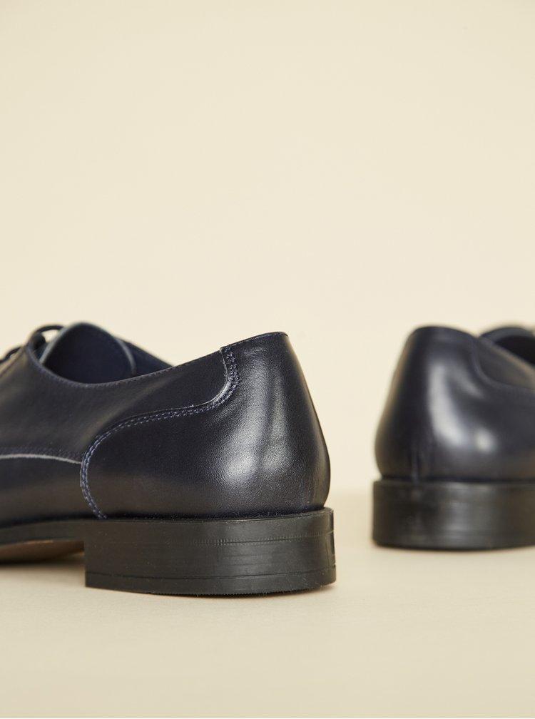 Pantofi si mocasini pentru barbati OJJU - albastru inchis