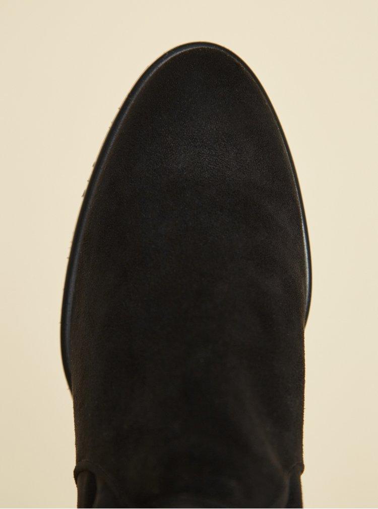 Cizme pentru femei OJJU - negru