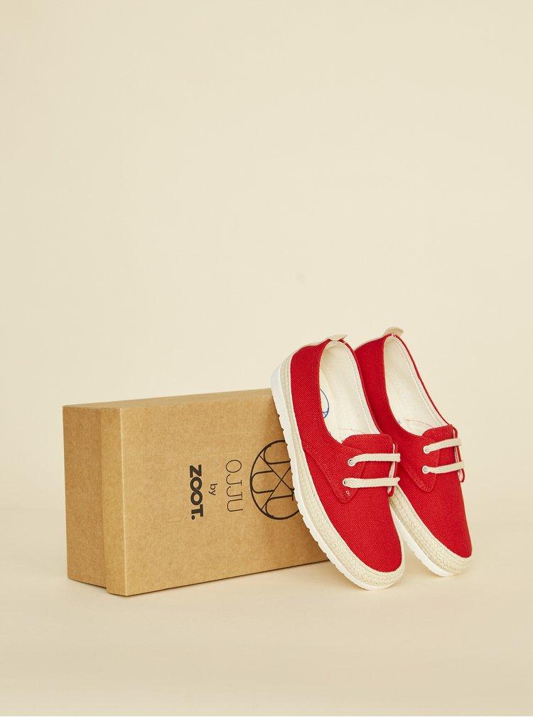 Pantofi sport rosii OJJU