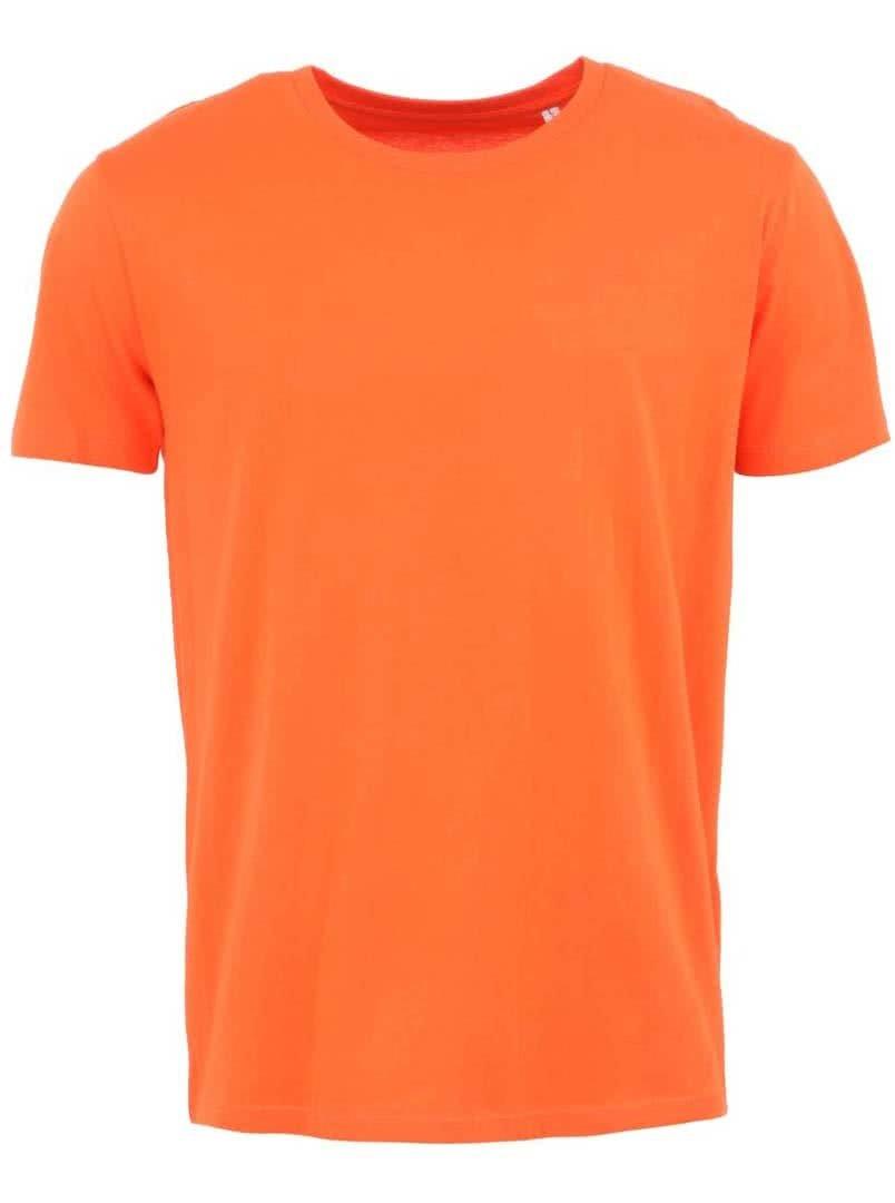 Oranžové pánské triko Stanley & Stella Leads