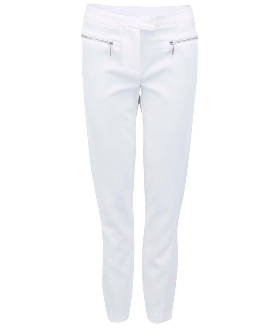 Biele nohavice Vero Moda Sweet