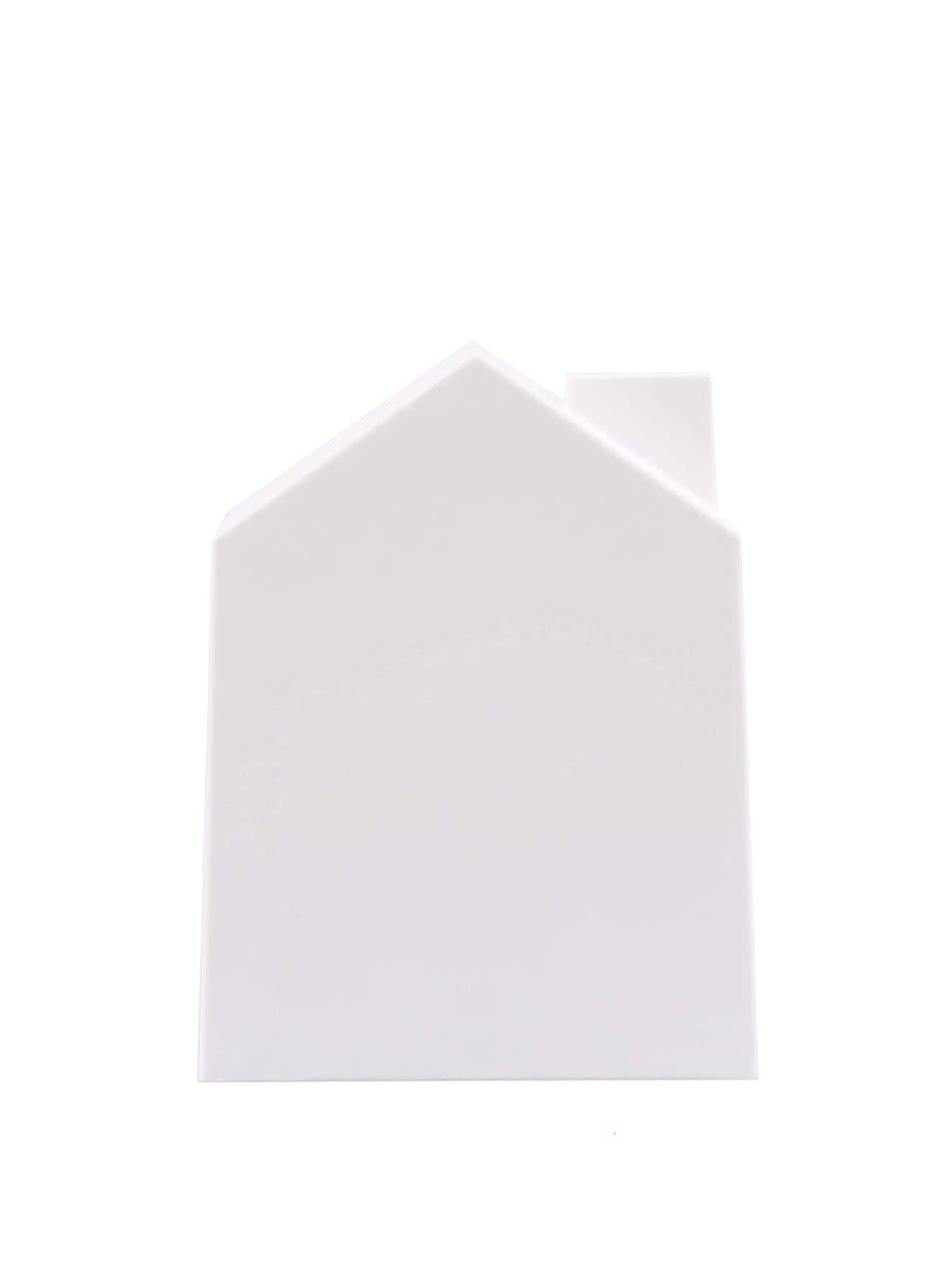Bílý zásobník na ubrousky Umbra Casa
