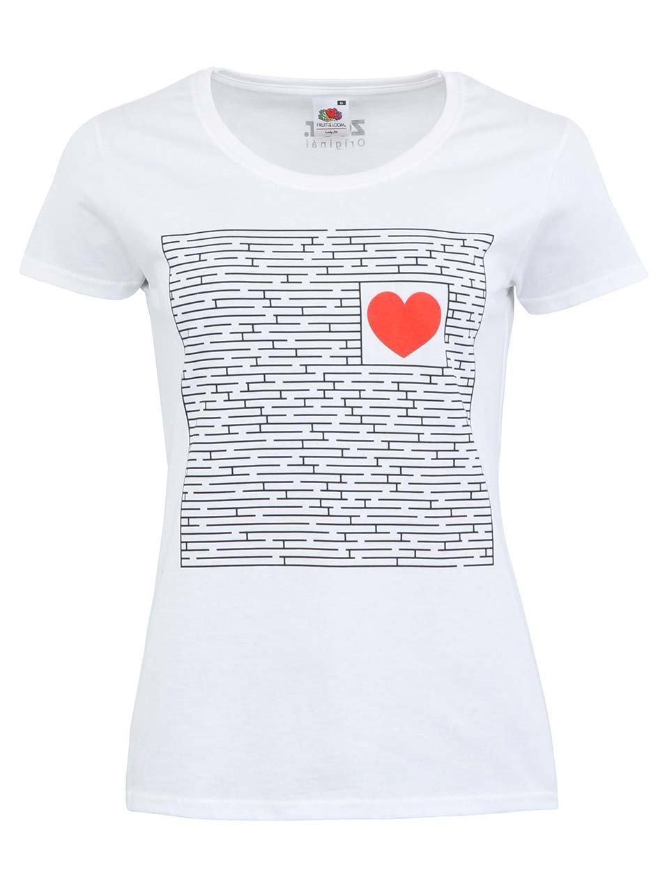 Dámské tričko ZOOT Originál Najdi cestu