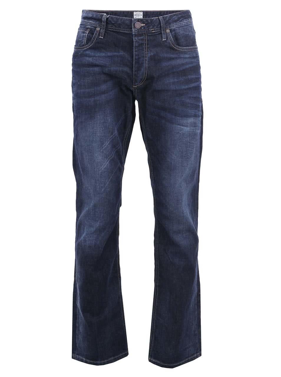 Modré džíny Jack & Jones Clark Original
