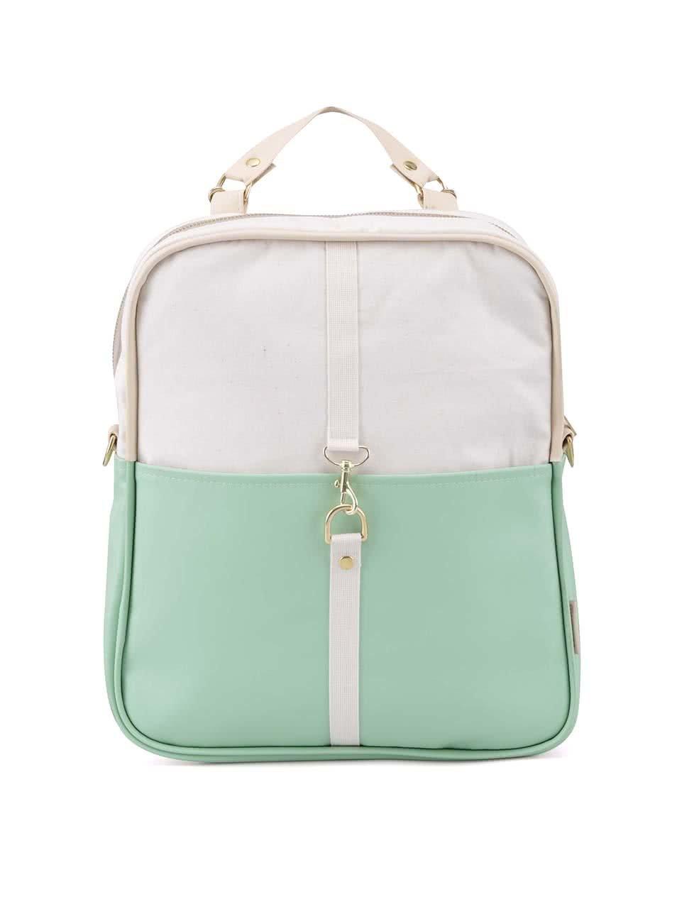 Zelený batoh/taška ZOOT Lokál