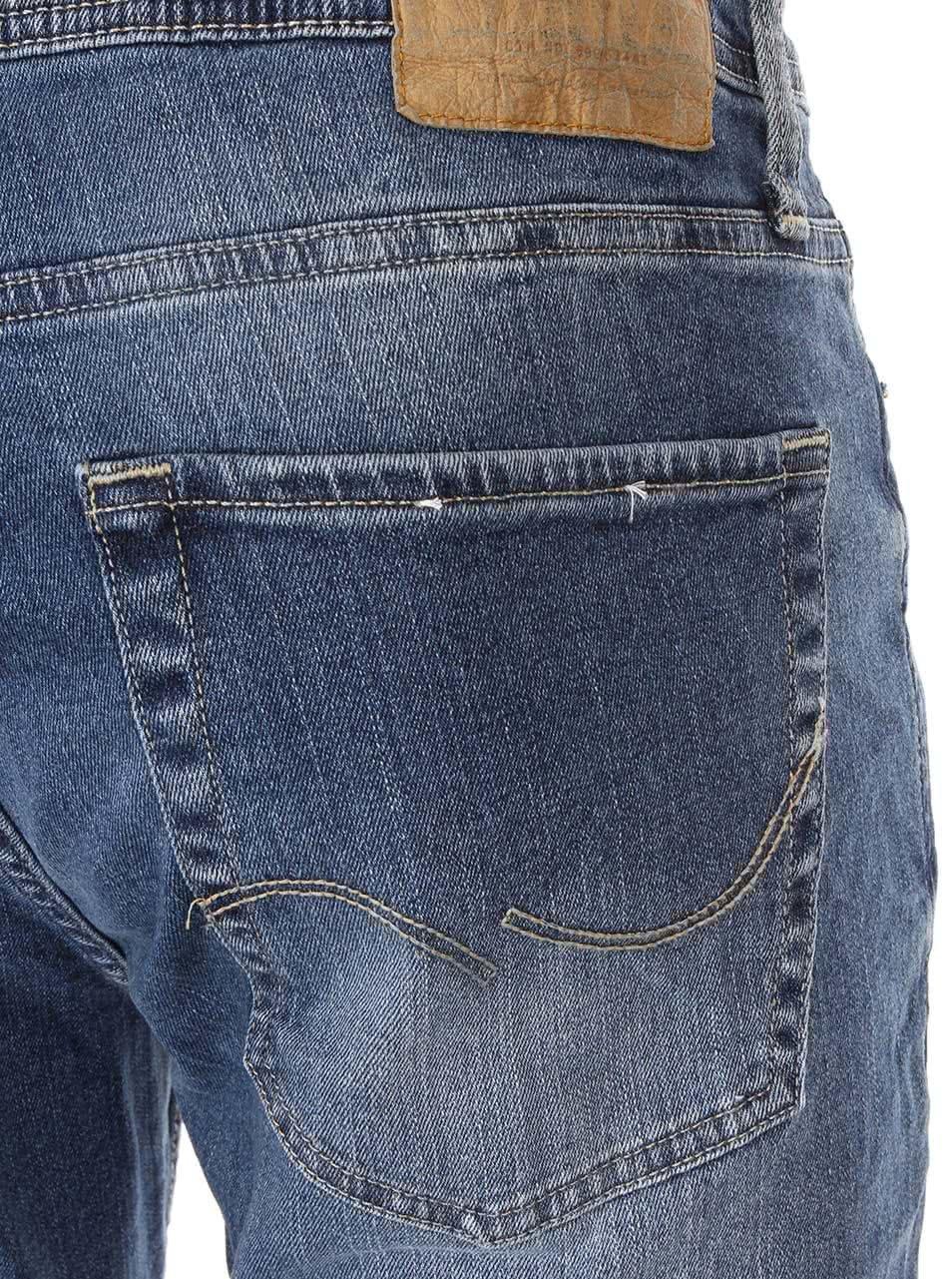 Světle modré skinny džíny Jack & Jones Ben