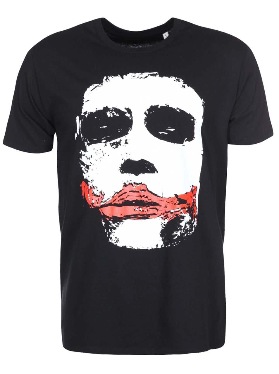 23388fe6d664 Čierne pánske tričko ZOOT Originál Joker