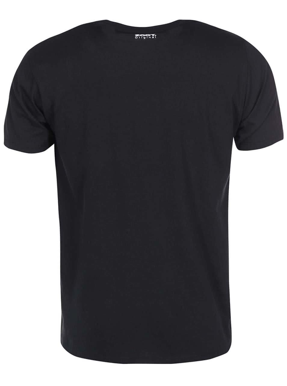 Černé pánské tričko ZOOT Originál Joker