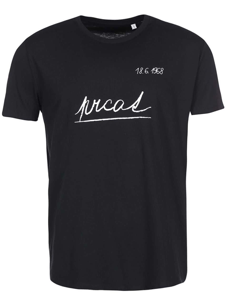 Černé pánské triko ZOOT Originál Prcat