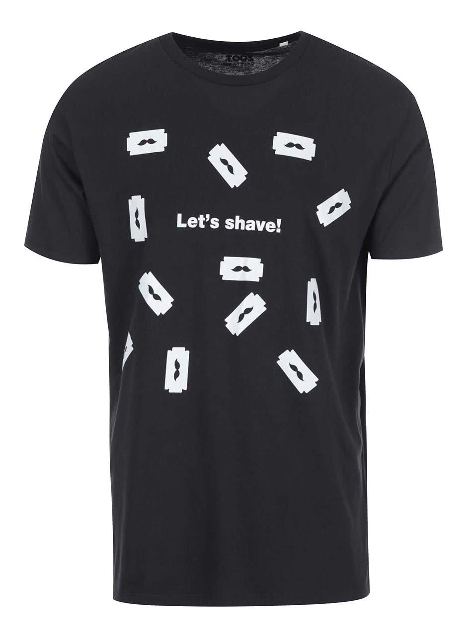 Černé pánské triko ZOOT Originál Razor