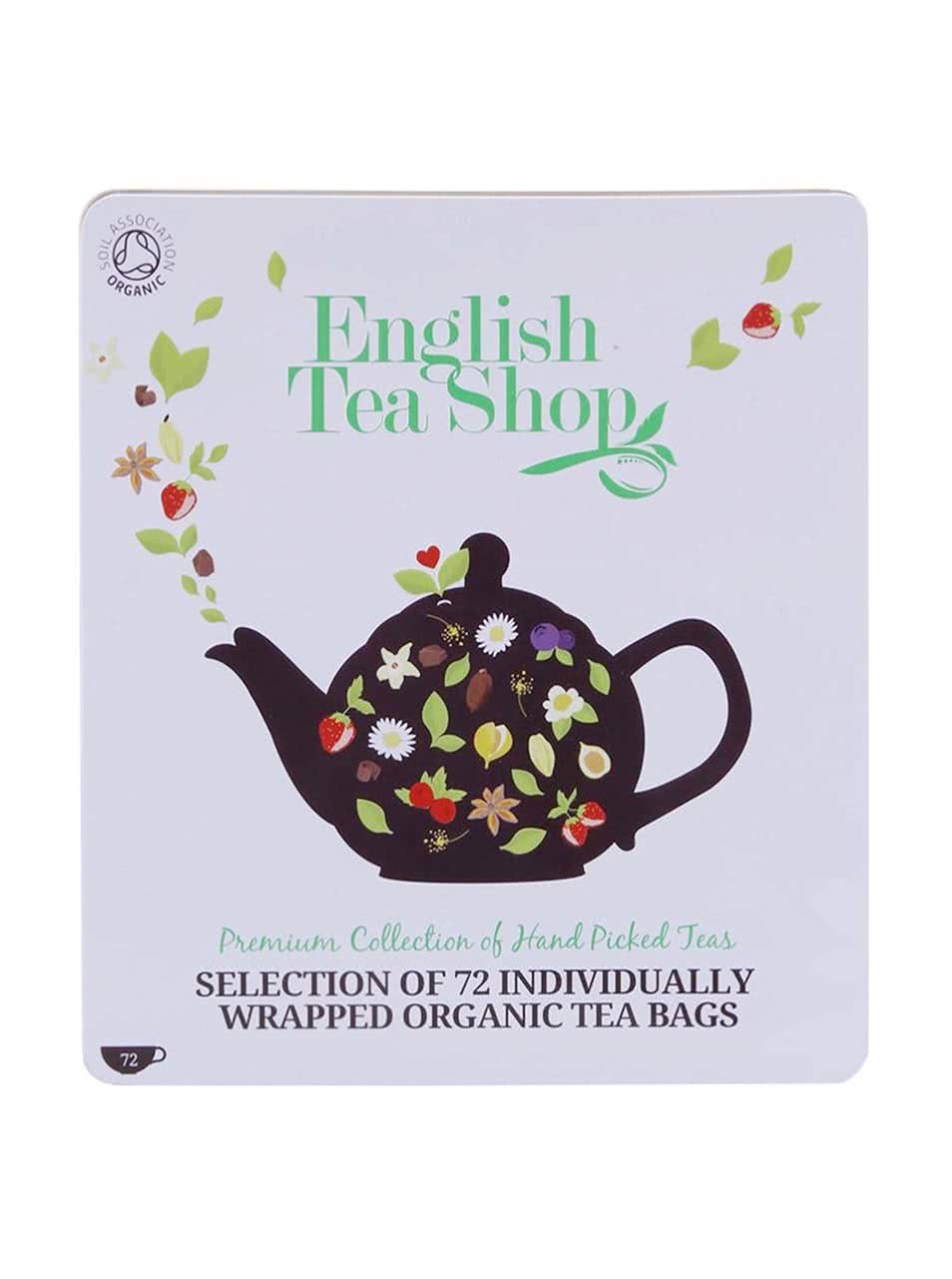 Dárková kazeta English Tea Shop 9 příchutí