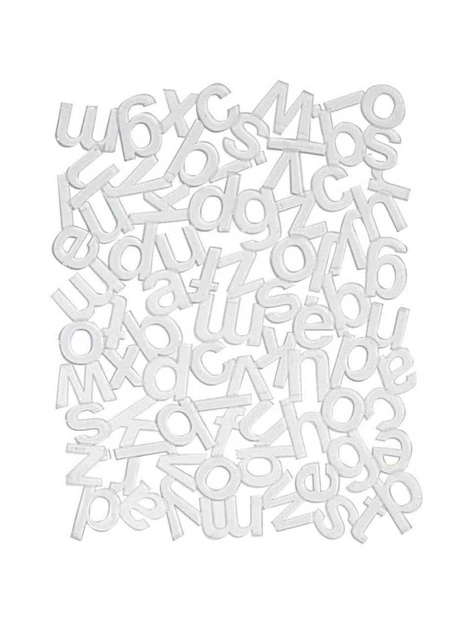 Průhledná podložka do dřezu Umbra Lettera