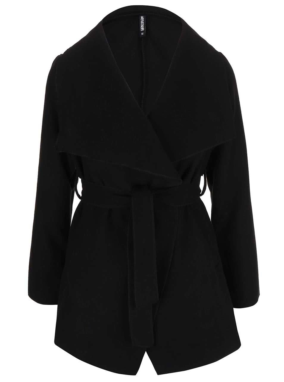 Černý kabát Haily´s Nancy