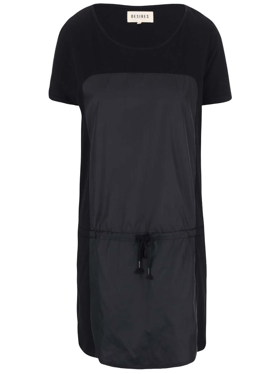 Černé šaty Desires Tarlan