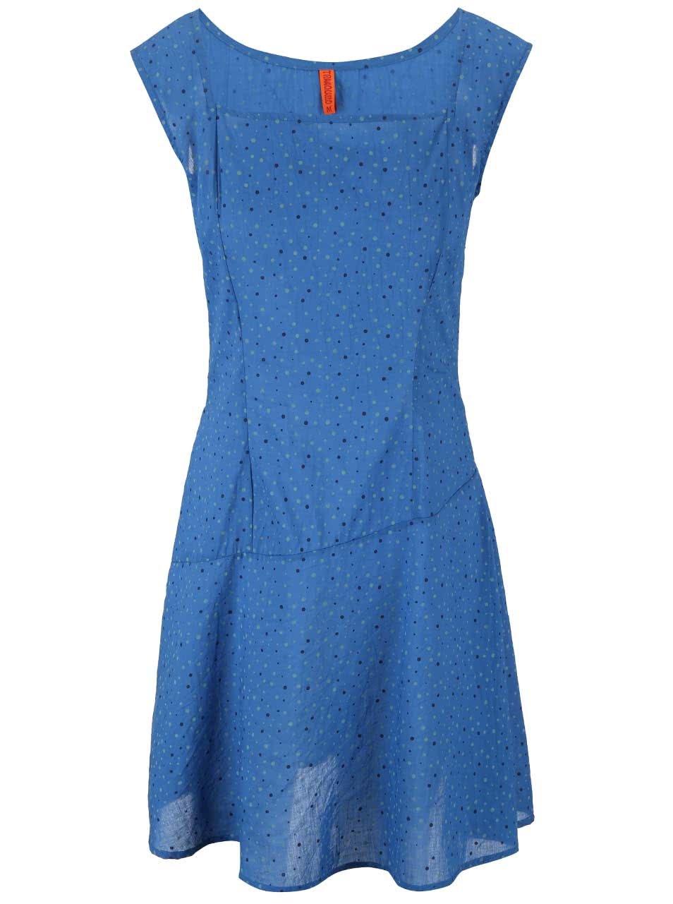 Modré šaty Tranquillo Terra