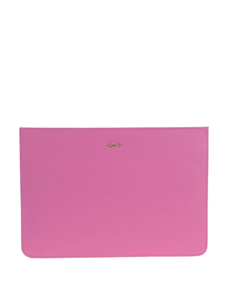 Růžový obal na Macbook Epico Sophia