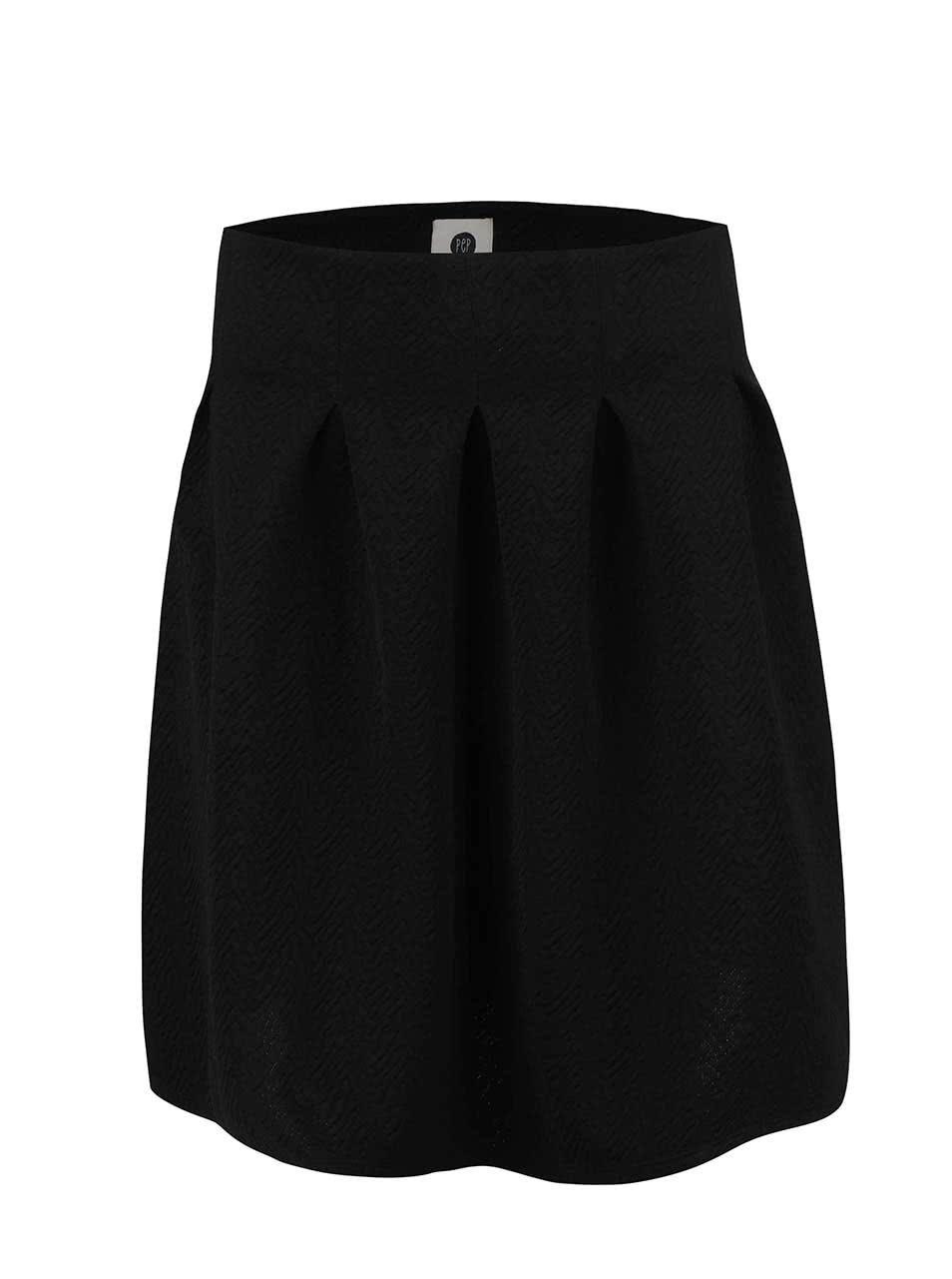 Černá áčková sukně PEP Bozena
