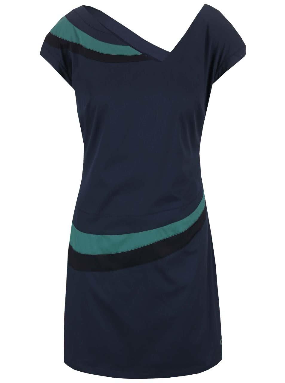 Tmavě modré šaty Skunkfunk Gaiarre