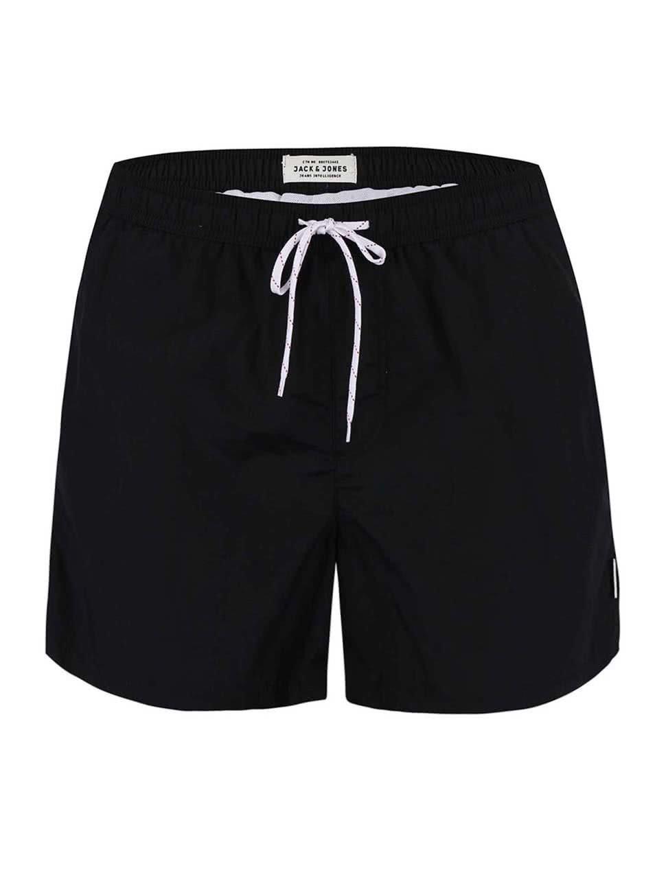 Černé plavky Jack & Jones Malibu