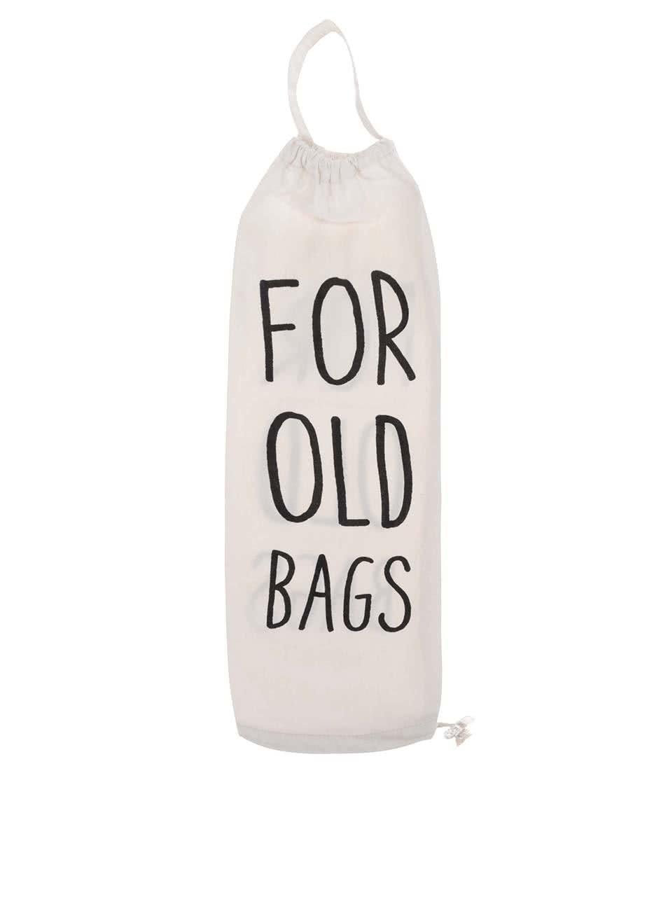 Krémový vak na tašky CGB