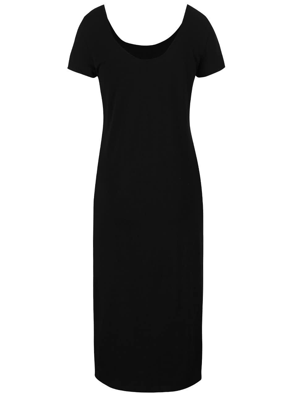 Černé šaty ONLY Abbie