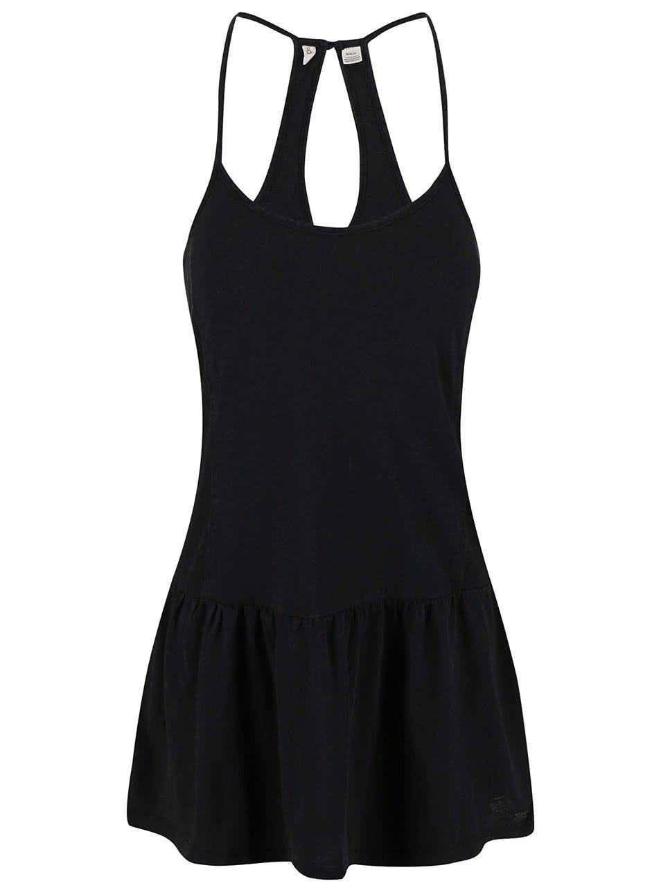 Černé šaty Roxy Pacific
