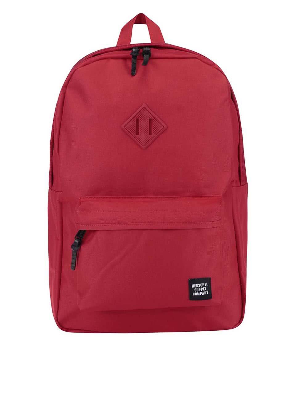 Červený batoh Herschel Heritage 21,5 l