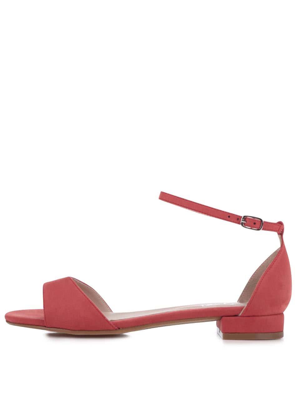 Tmavě růžové sandálky OJJU