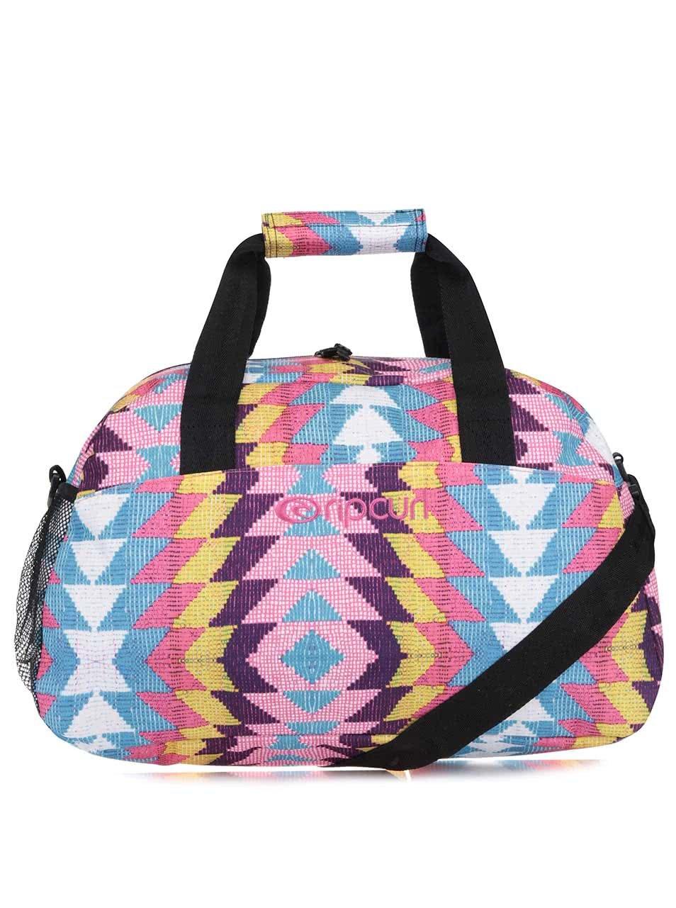 Barevná vzorovaná unisex taška Rip Curl Phoenix